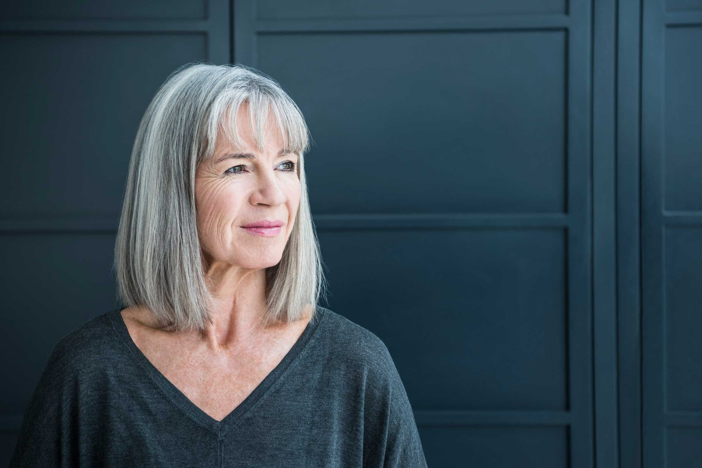 Gray Hair Color: What Happens When You Go Gray | Reader\'s Digest