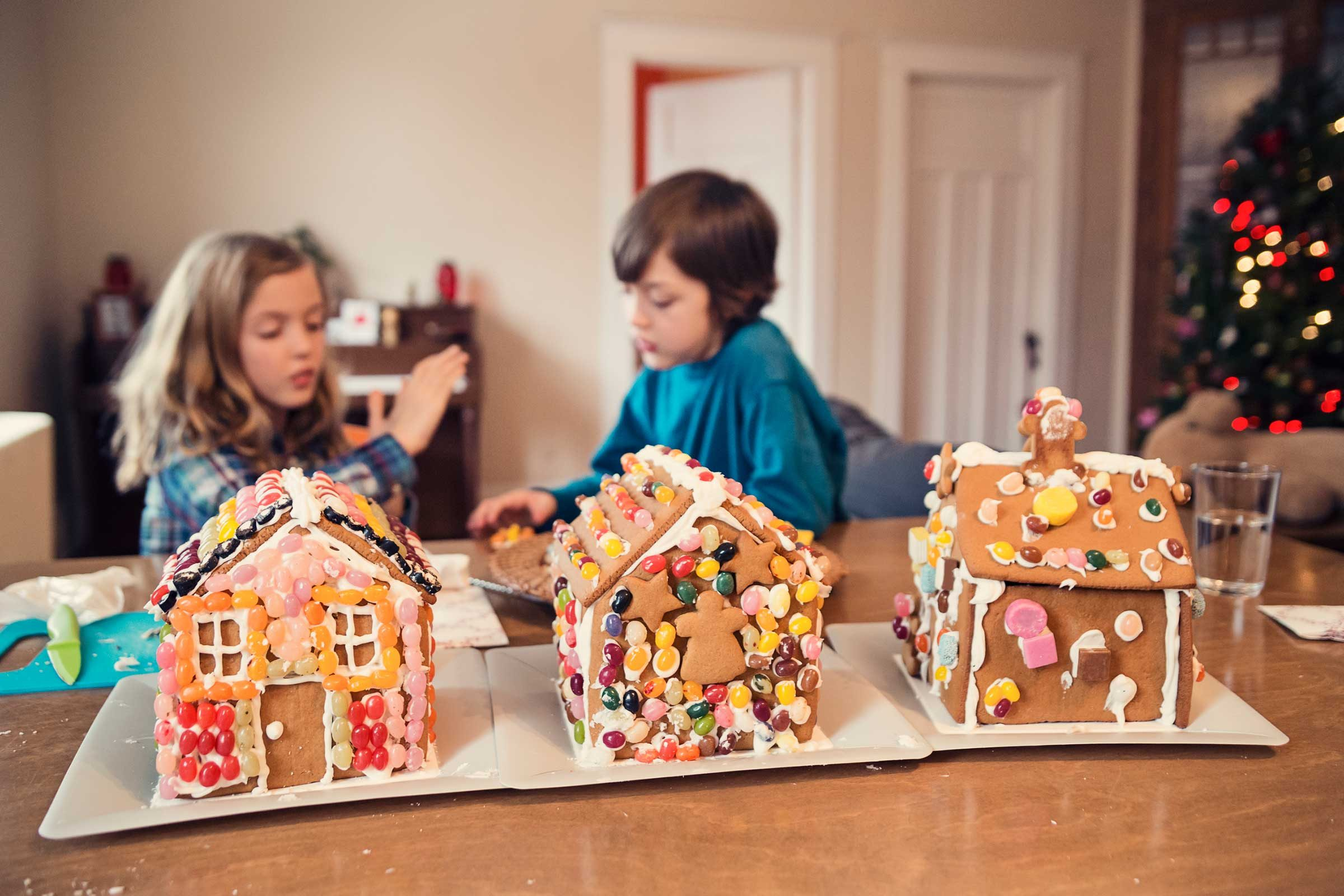 Ideas for a gingerbread house - Get The Right Base