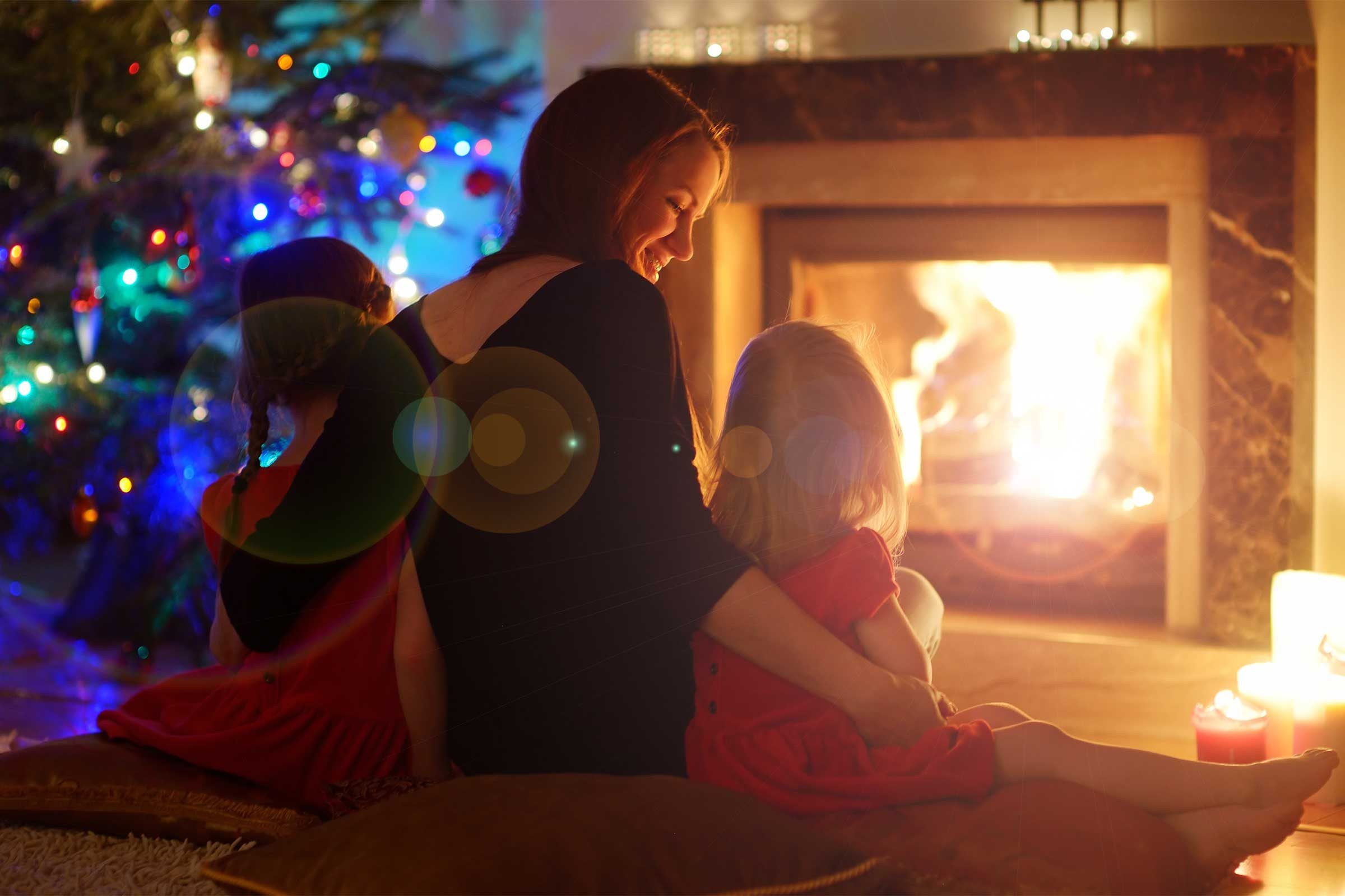 Let go of the picture-perfect holiday