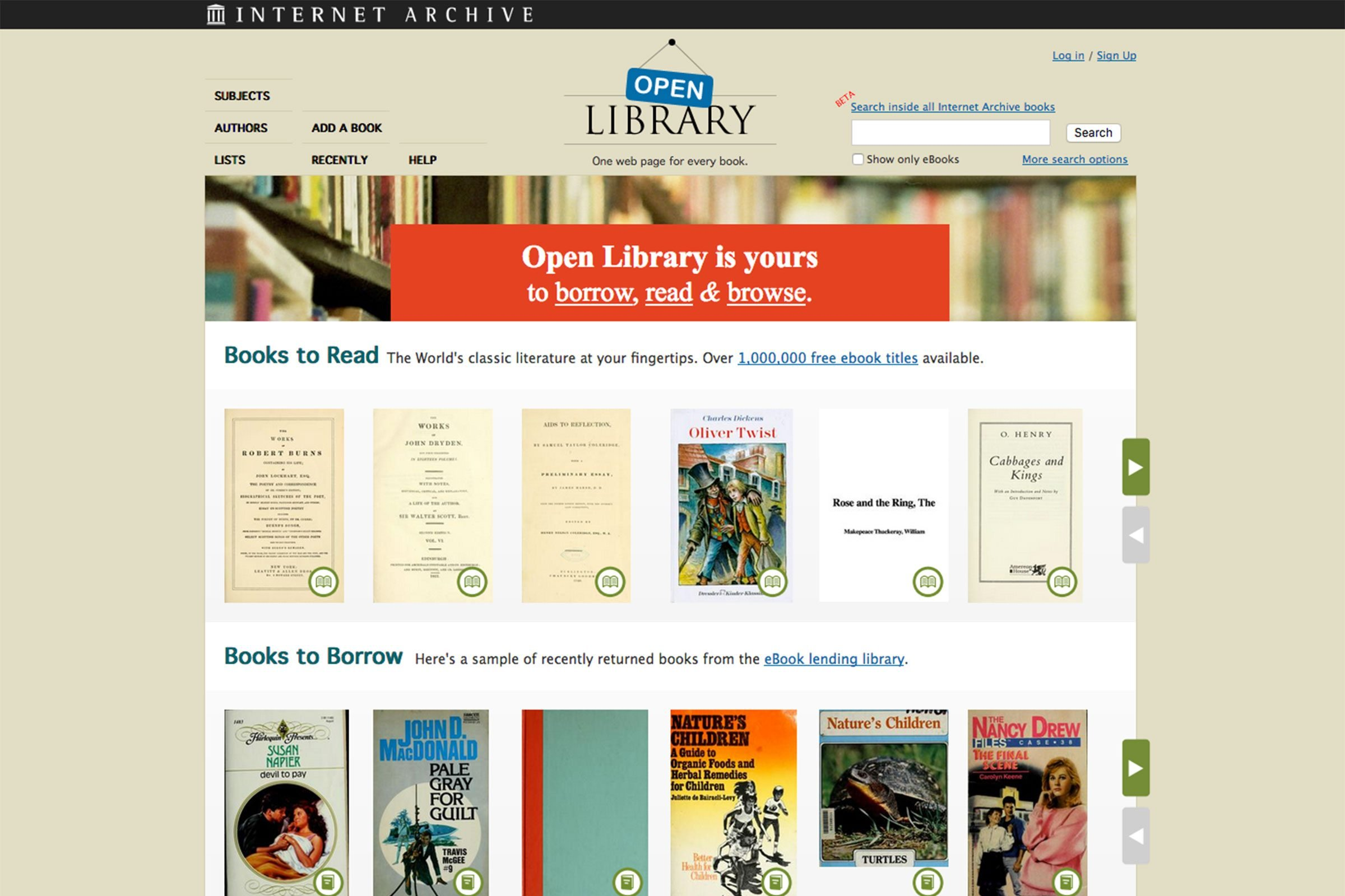 Read Books Online for Free | Reader's Digest - photo#6