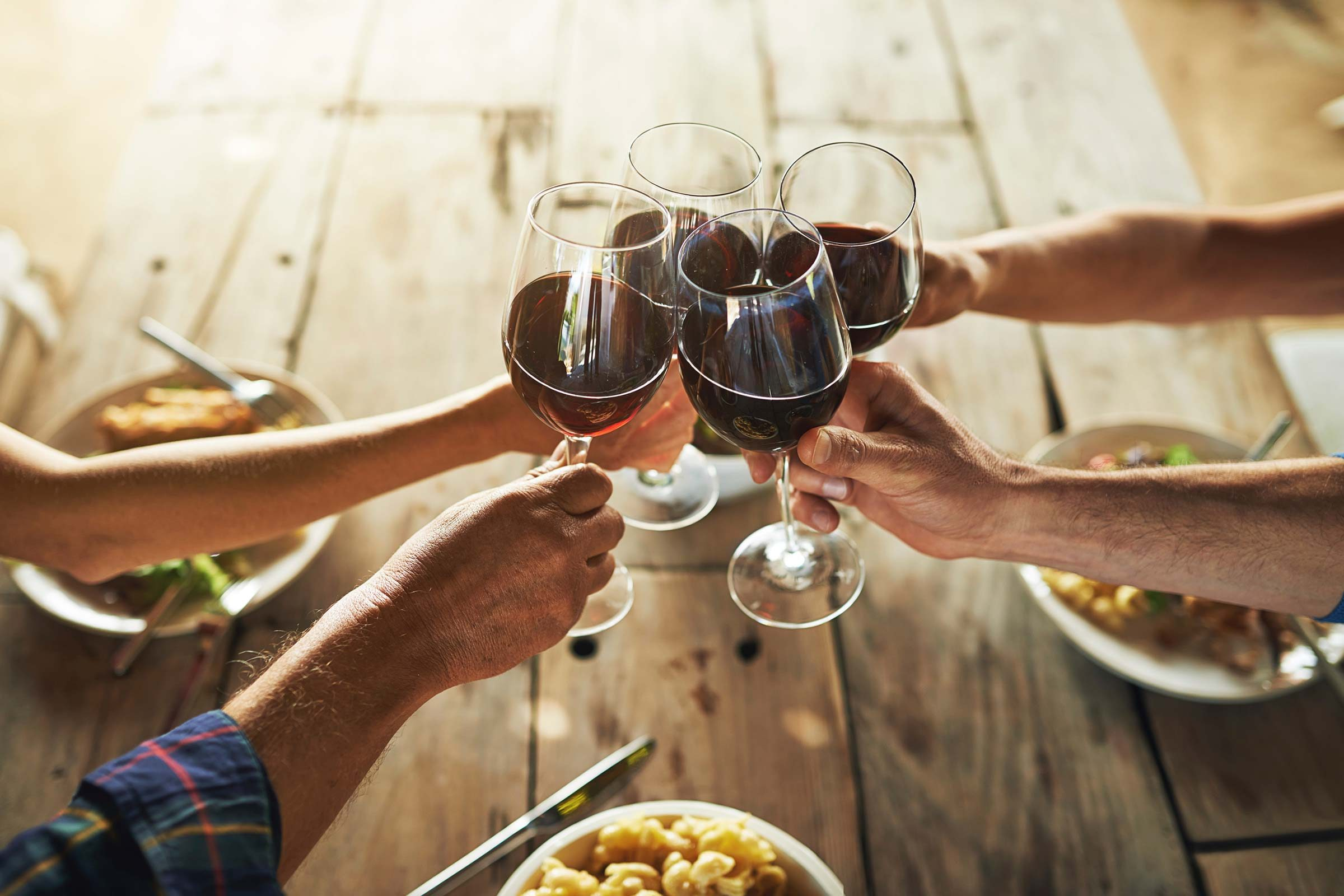 personality traits revealed by your favorite cocktail reader s wine drinkers are super social