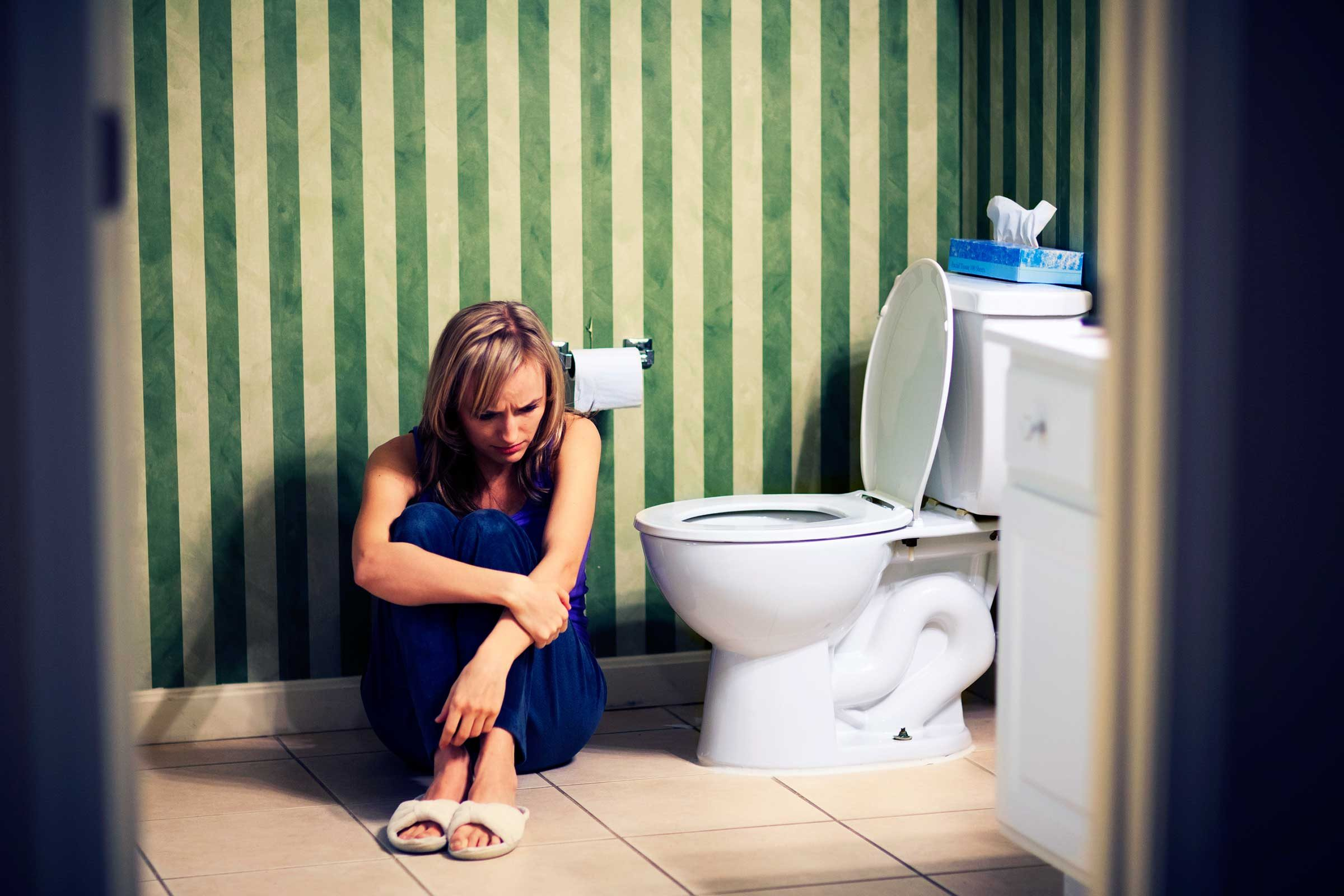 Sesame oil uses and sesame oil health benefits reader 39 s - How to use the bathroom when constipated ...