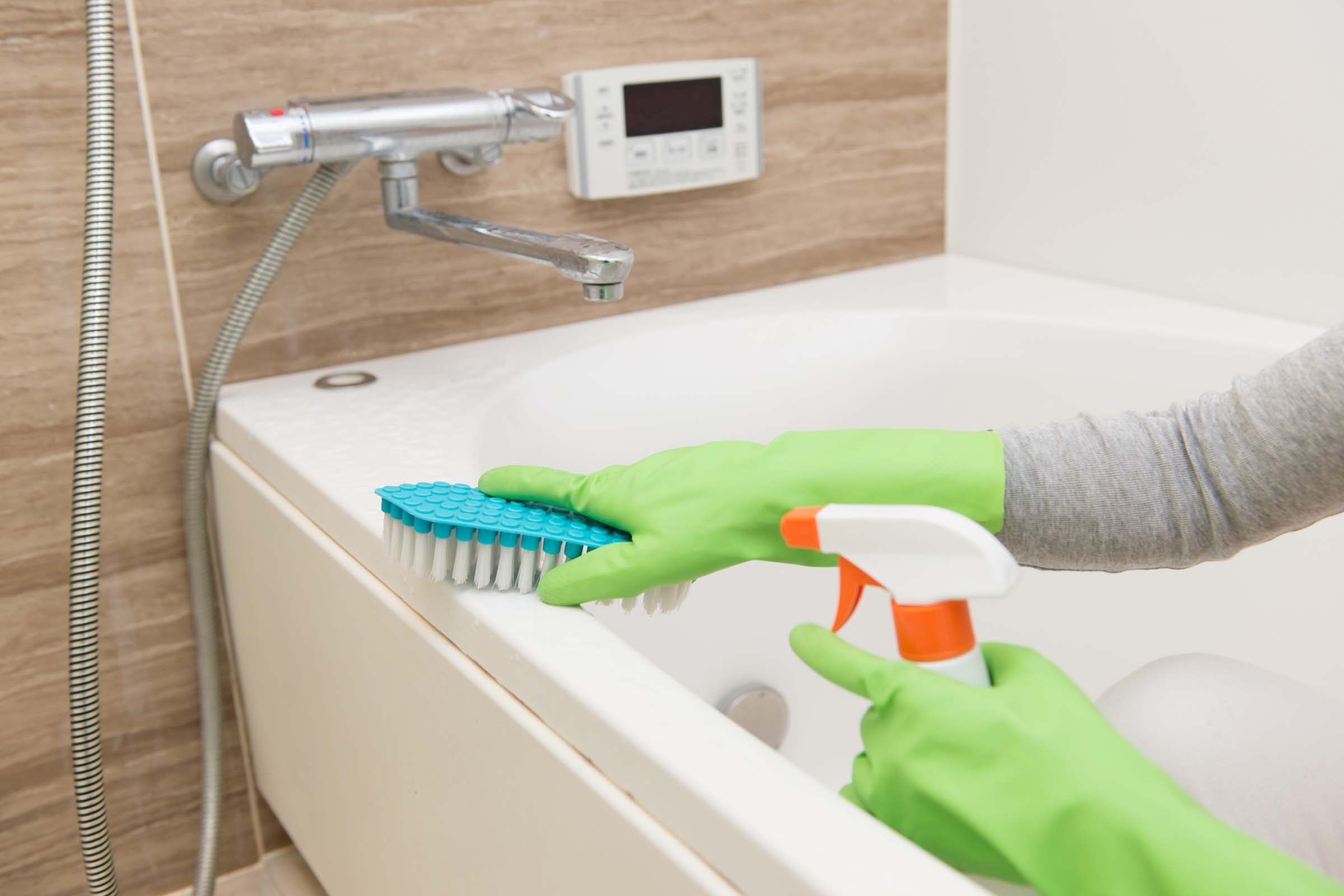 How To Clean A Bathroom Fast Reader 39 S Digest