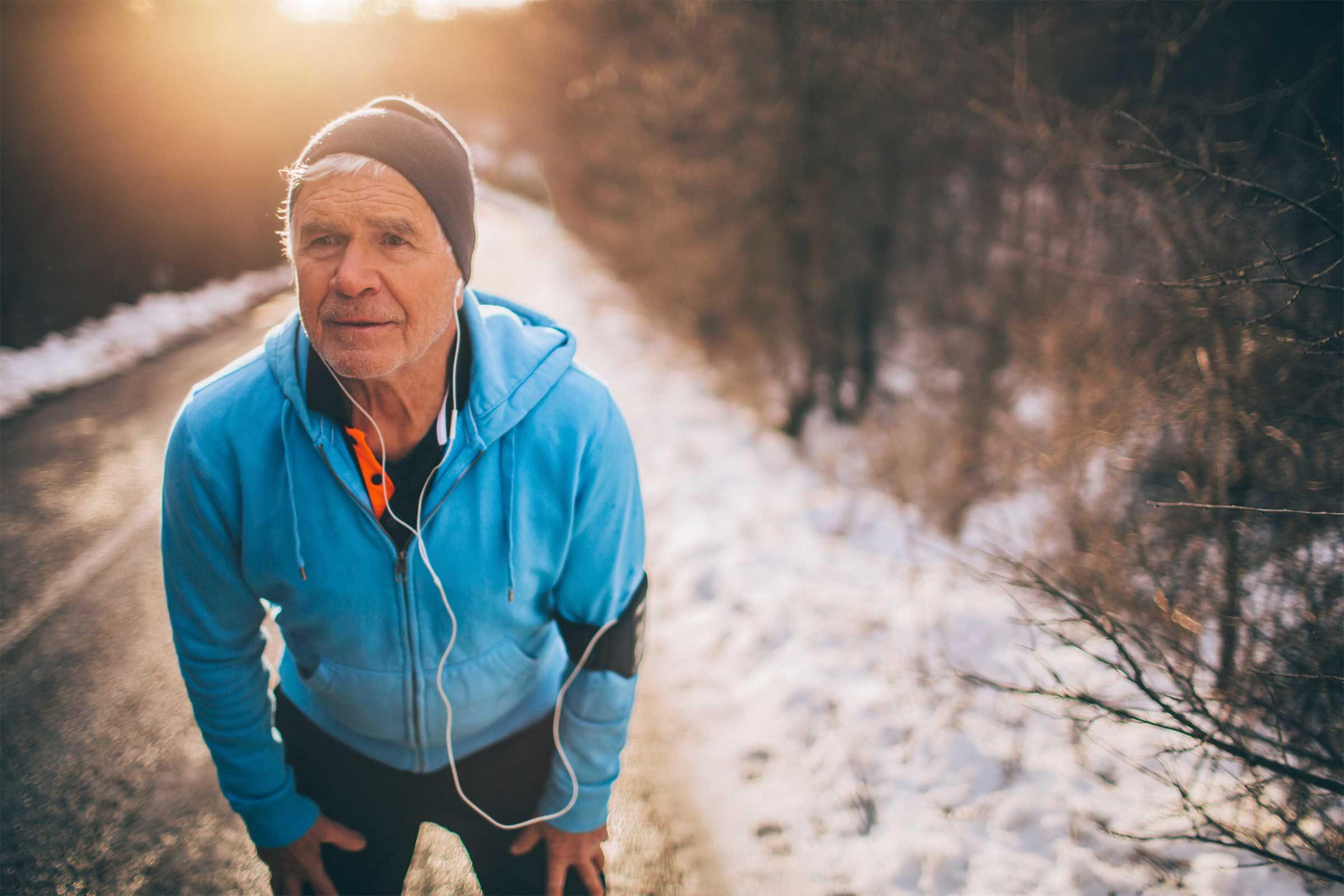 Exercise to feel healthier