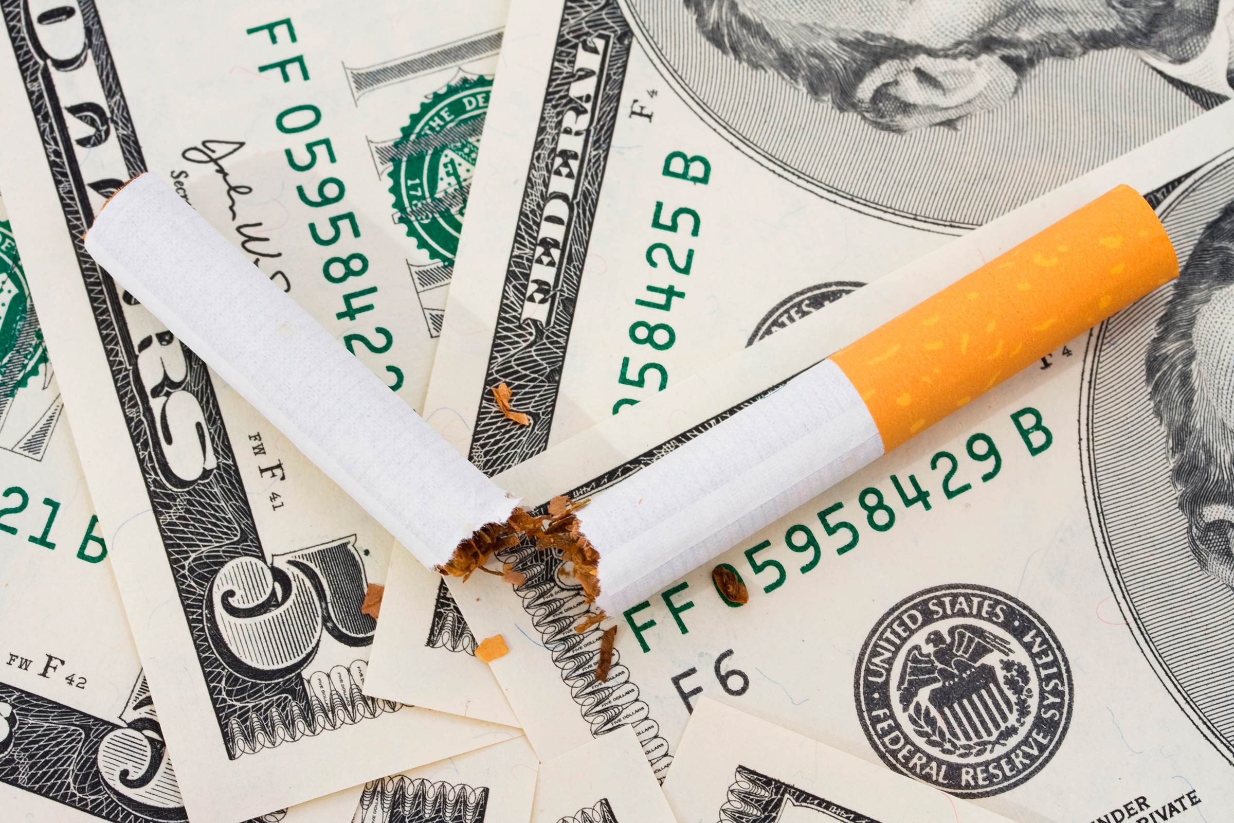 taxation on cigarette smoking There is a general consensus among policymakers that raising tobacco taxes reduces cigarette consumption however, evidence that tobacco taxes reduce adult smoking is relatively sparse in.
