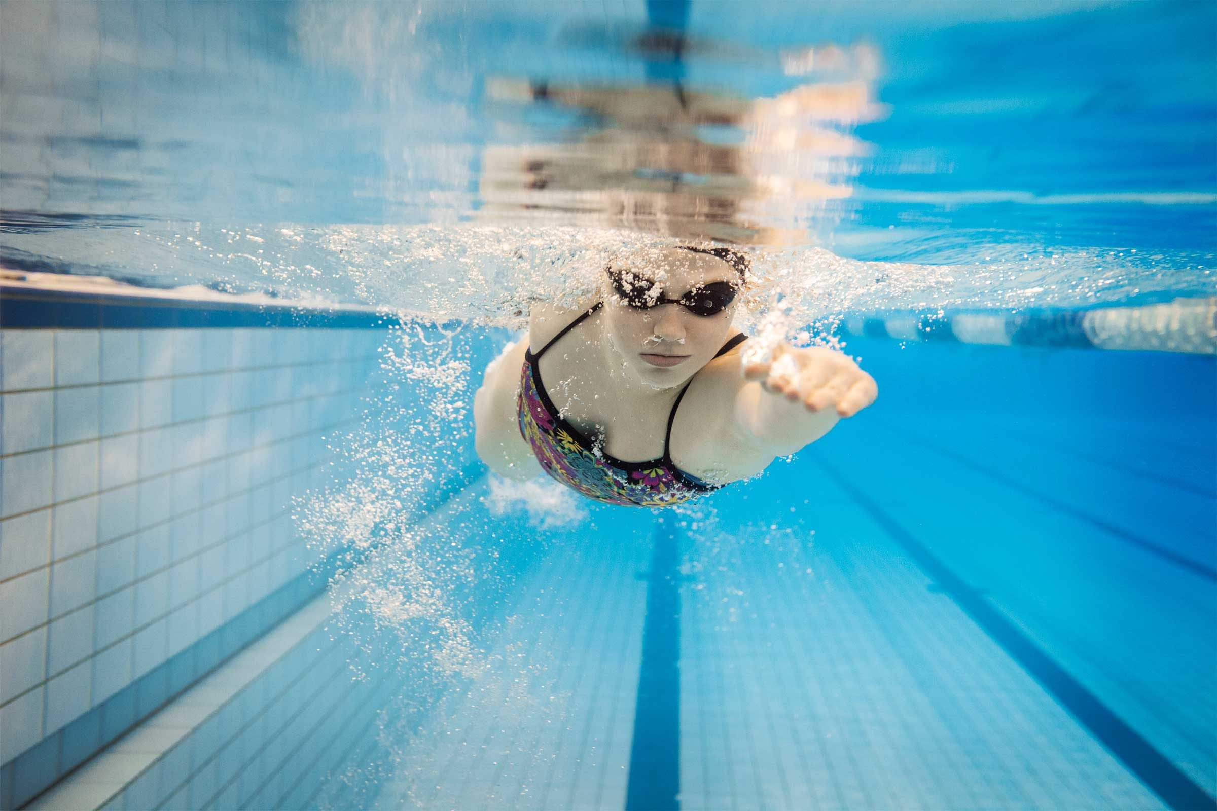Copd exercises how to build healthier lungs reader 39 s digest for How to care for a swimming pool