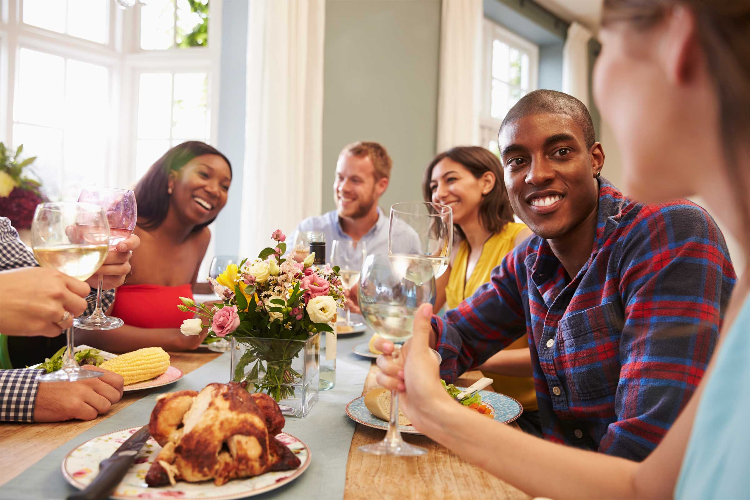 How to Make a Seating Chart for a Holiday Dinner
