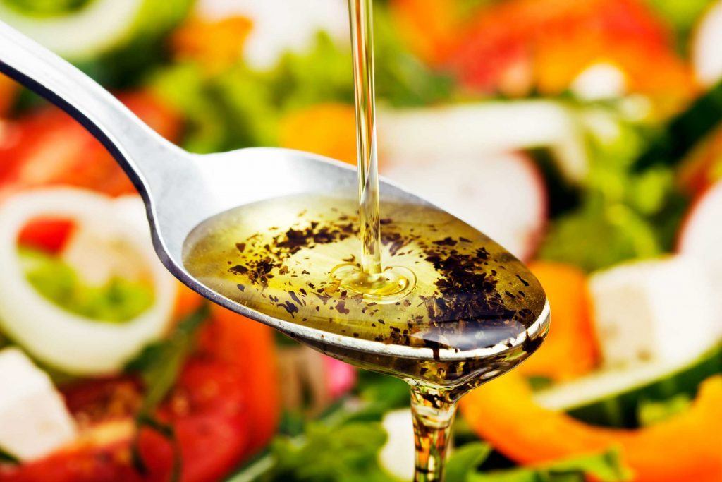 Use Full Fat Salad Dressing Tiny Weight Loss Resolutions Actually Keep Salad Dressing