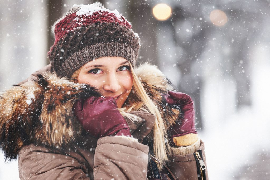 How to Layer Clothes to Stay Warm This Winter