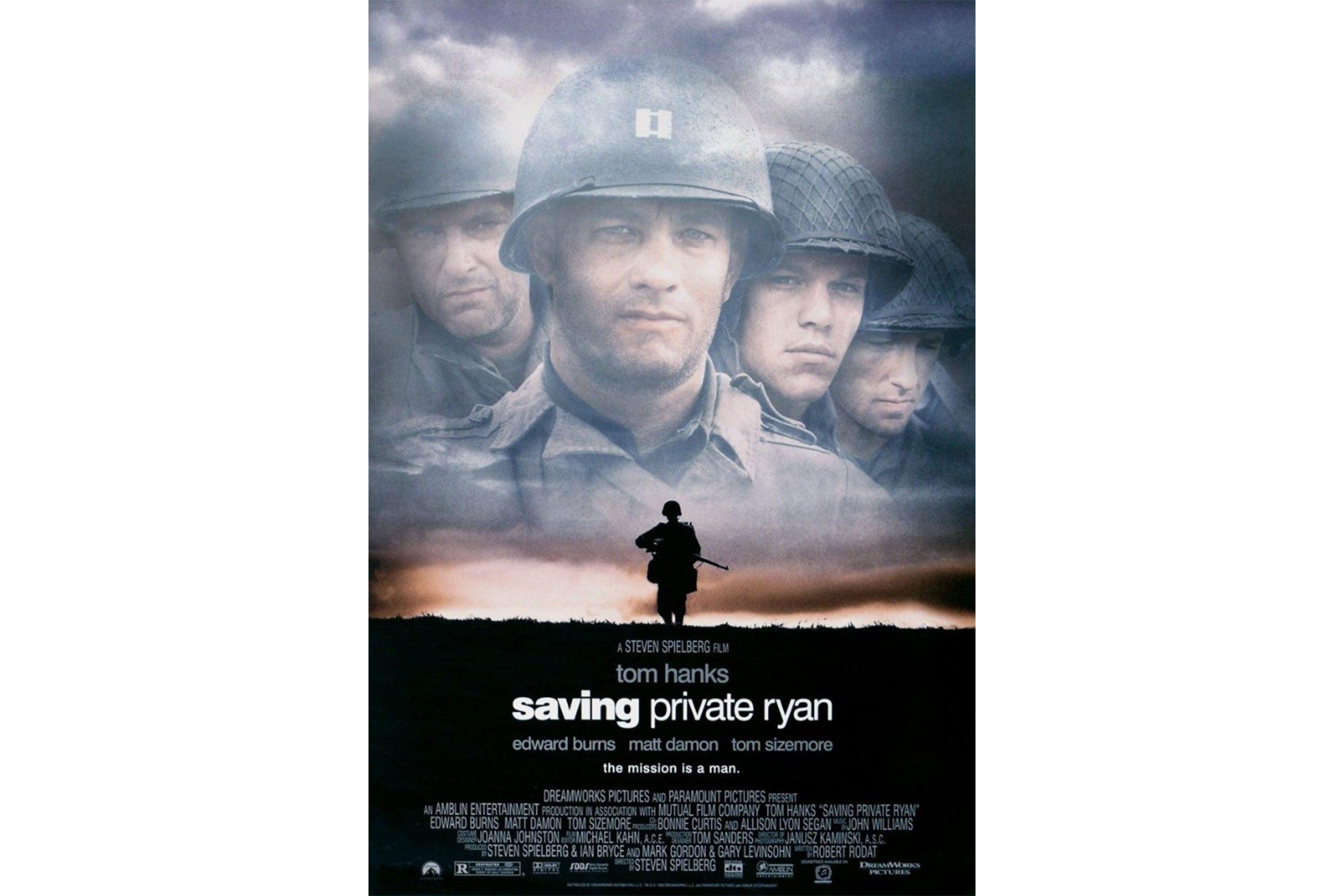 saving private rvan essay