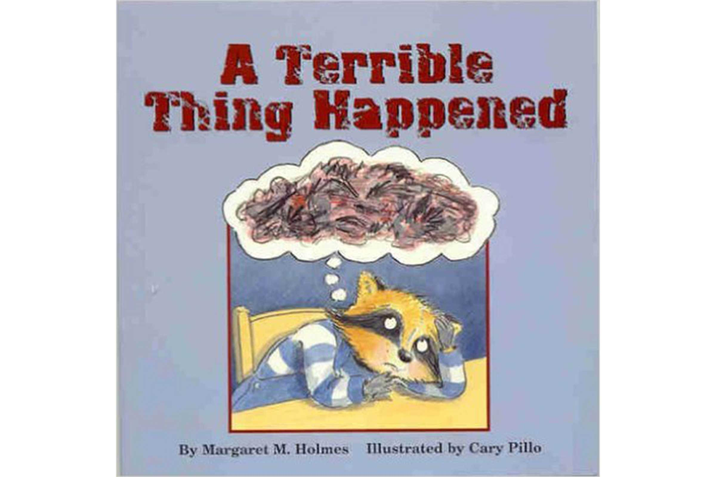 'A Terrible Thing Happened' by Margaret M. Holmes