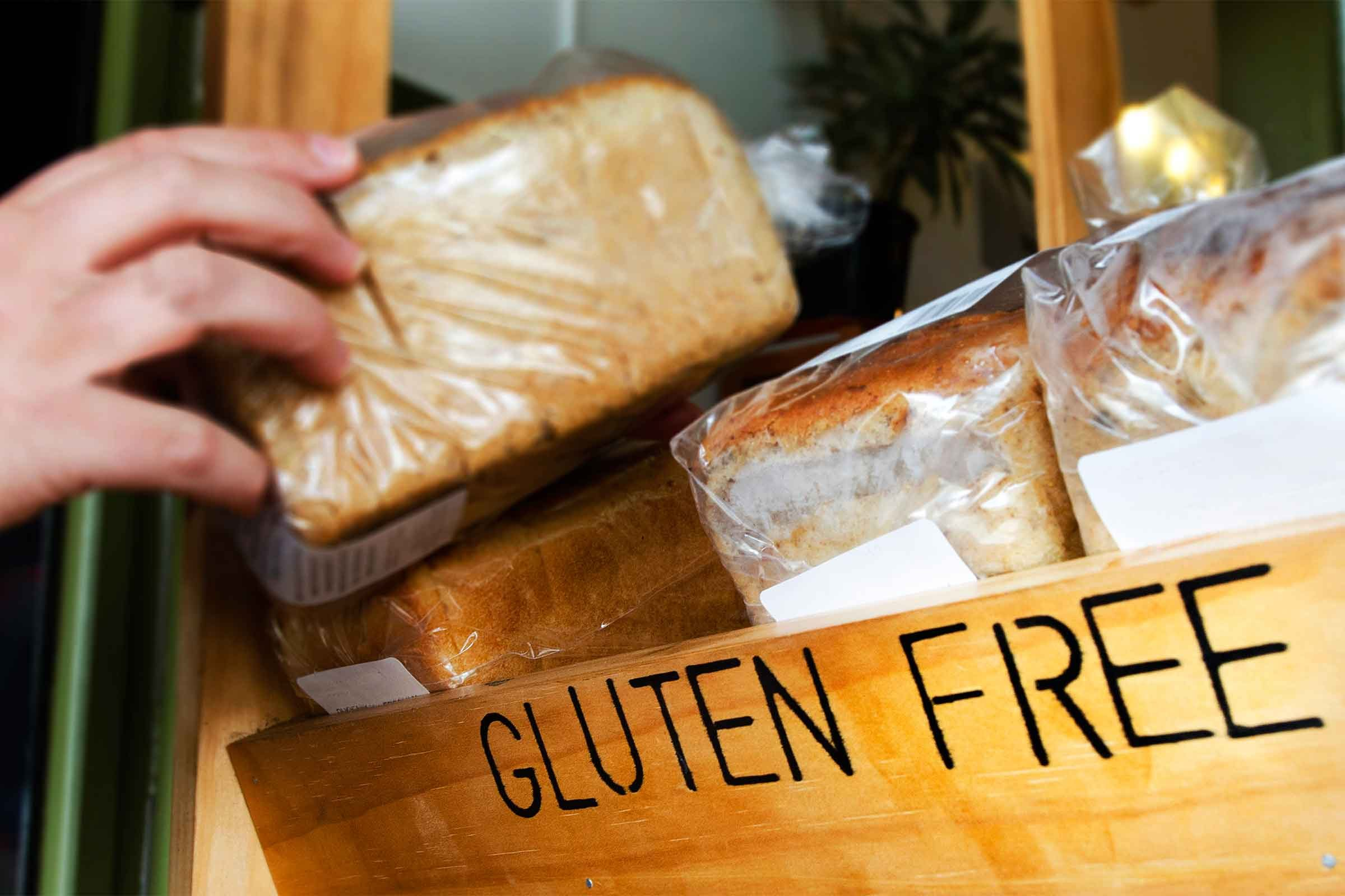 First: What is gluten?