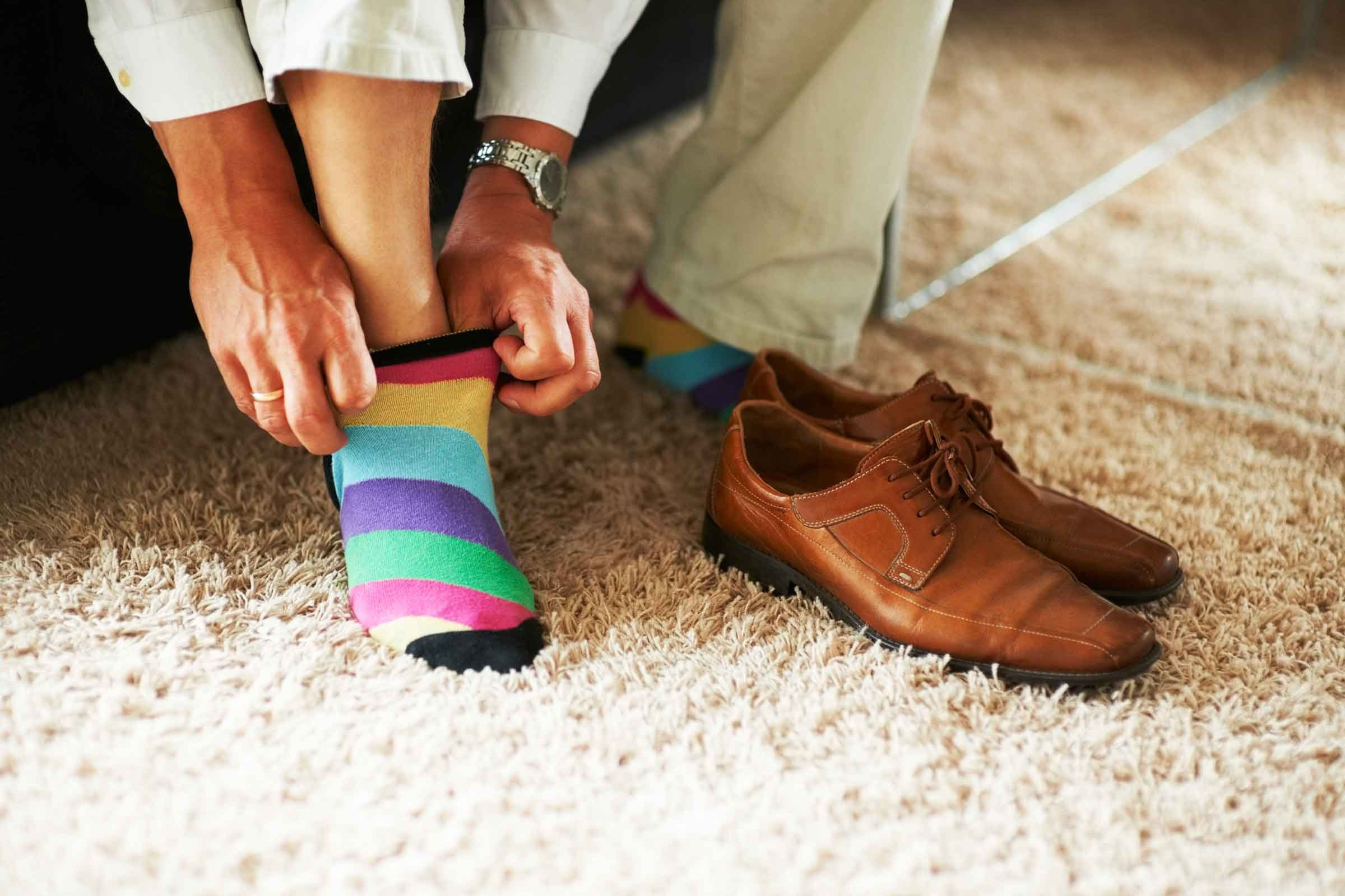 Take Shoes Off In House why to take off your shoes in your house | reader's digest