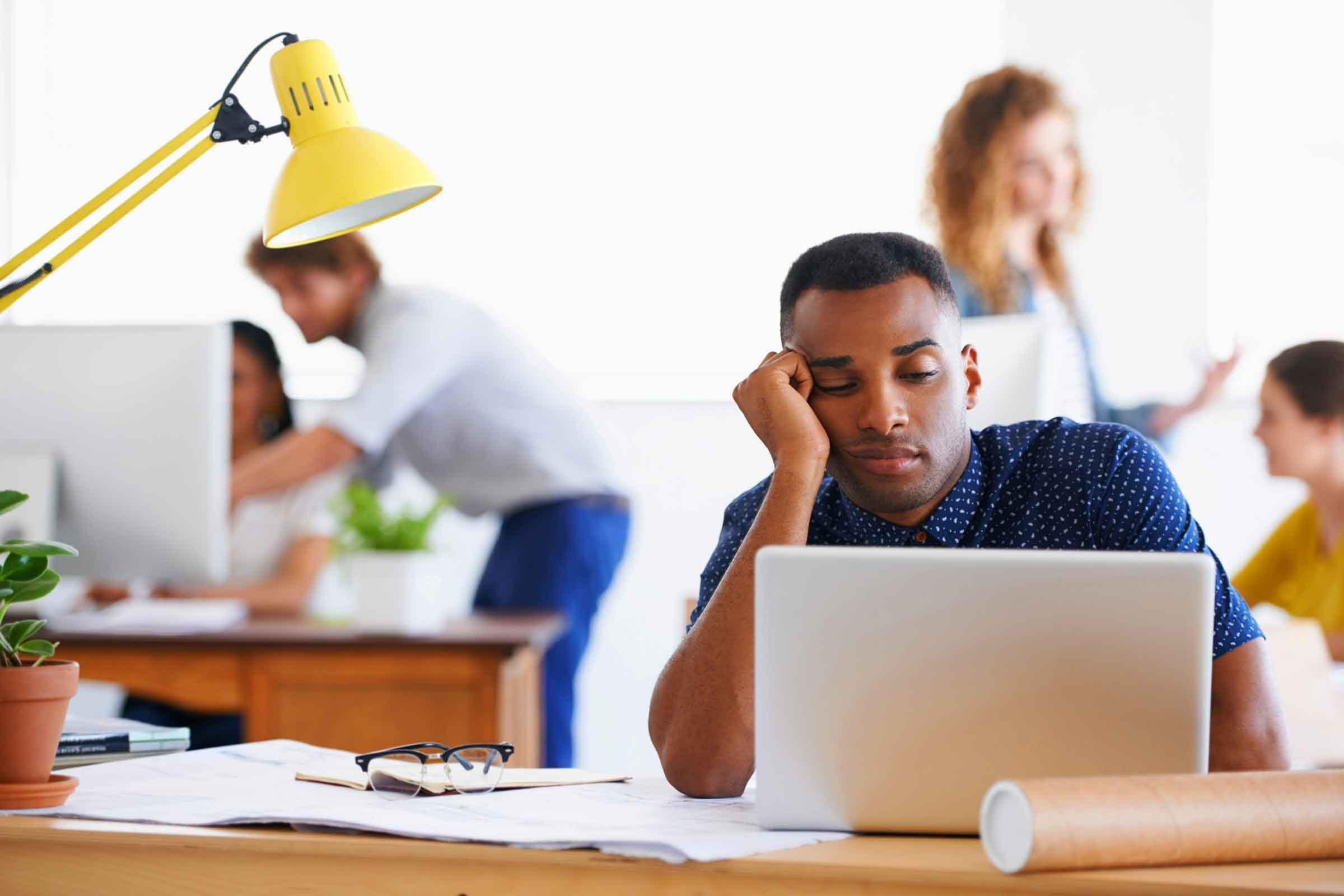 work burnout 7 symptoms work is too stressful reader s digest you re completely exhausted