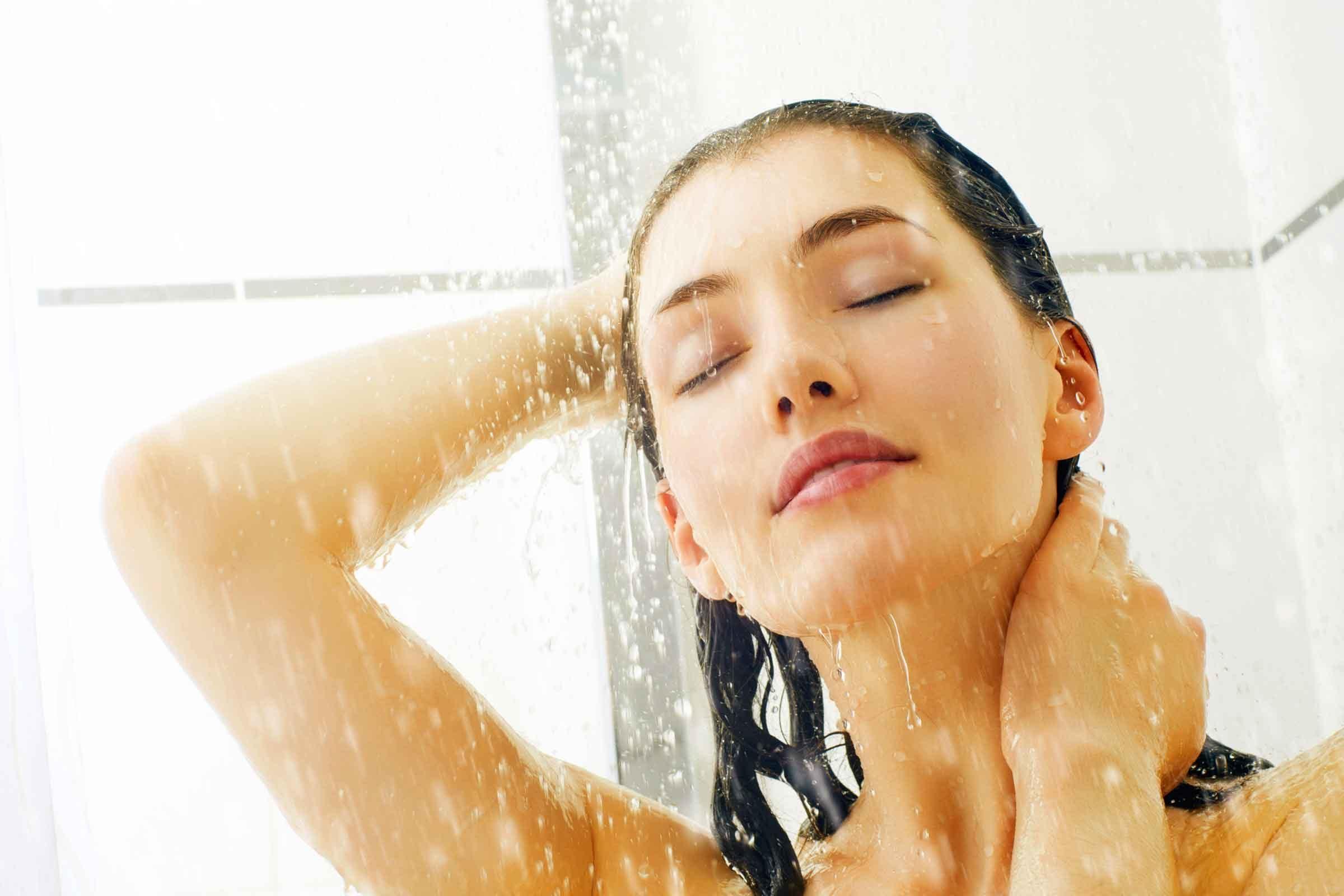 نتيجة بحث الصور عن Beauty care routine steps after showering