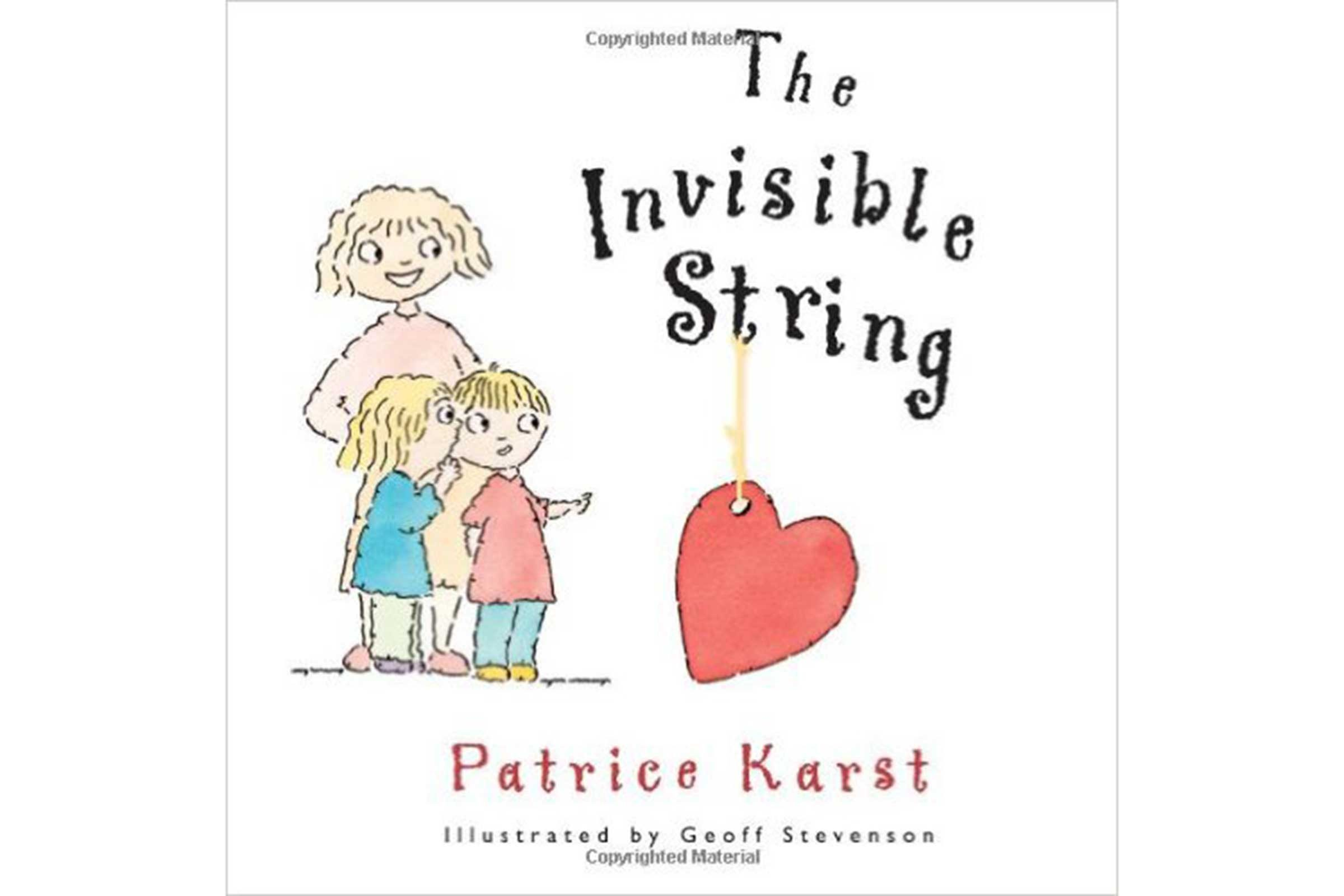 'The Invisible String' by Patrice Karst