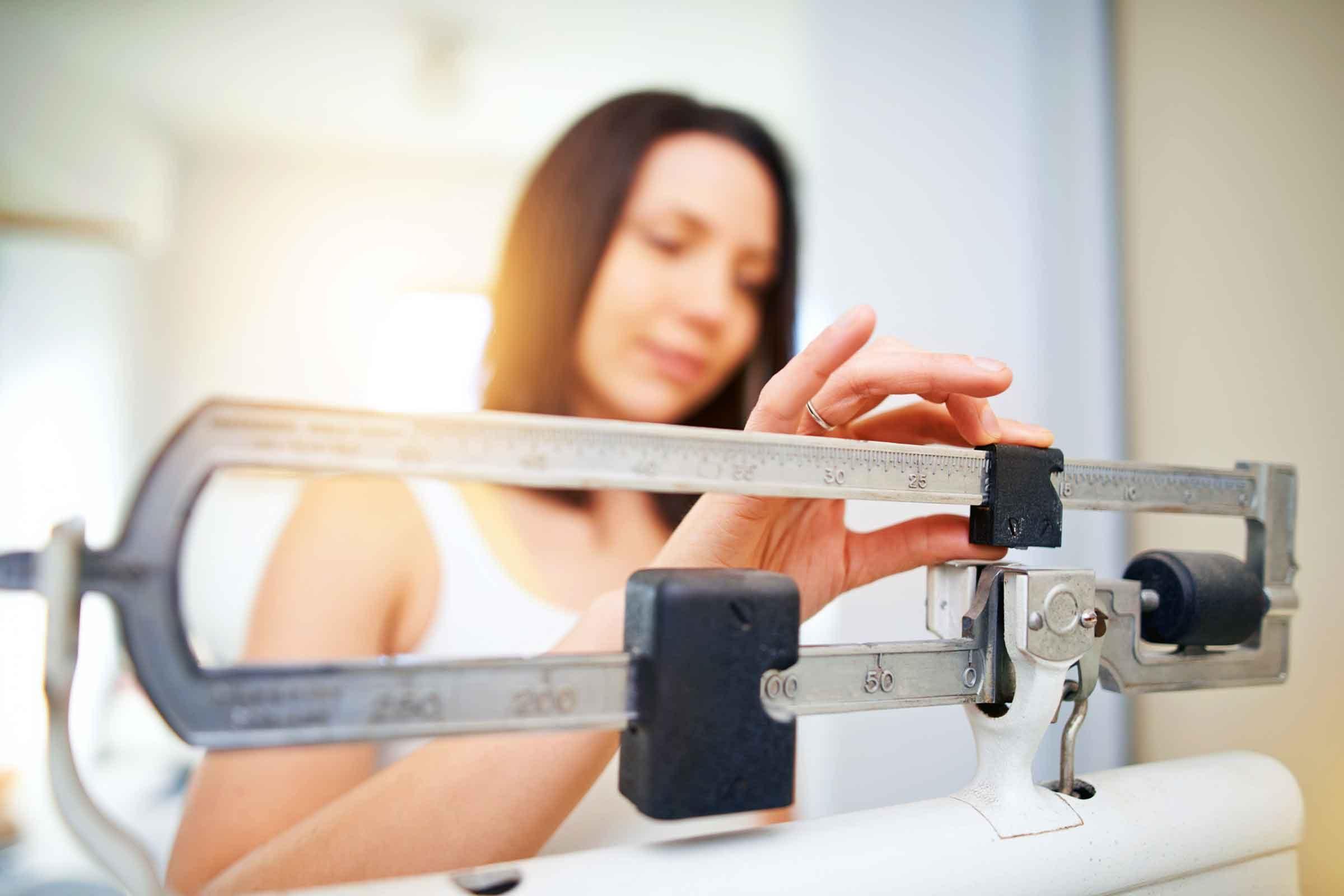 Nurses health study weight gain