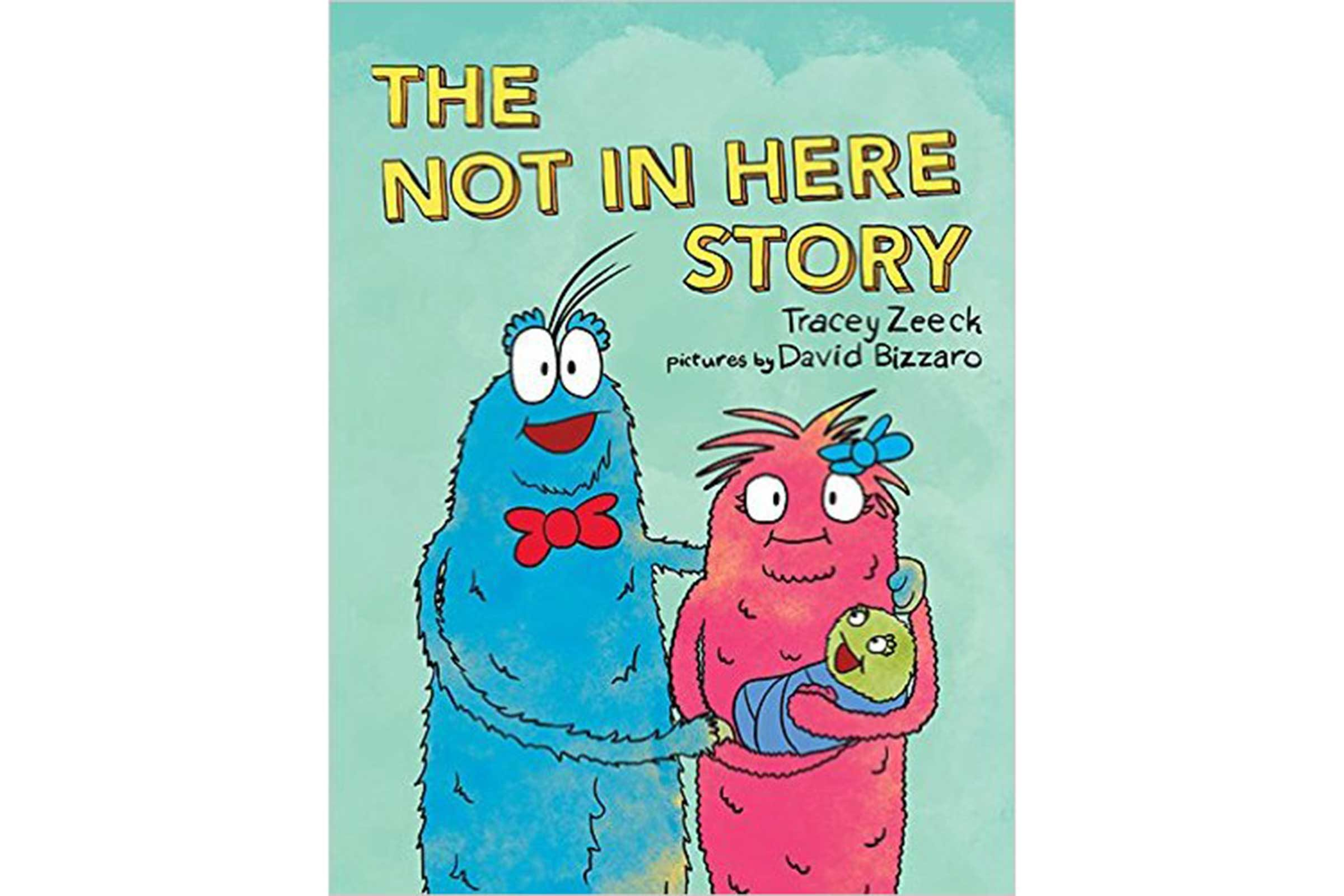 'The Not In Here Story' by Tracey Zeeck
