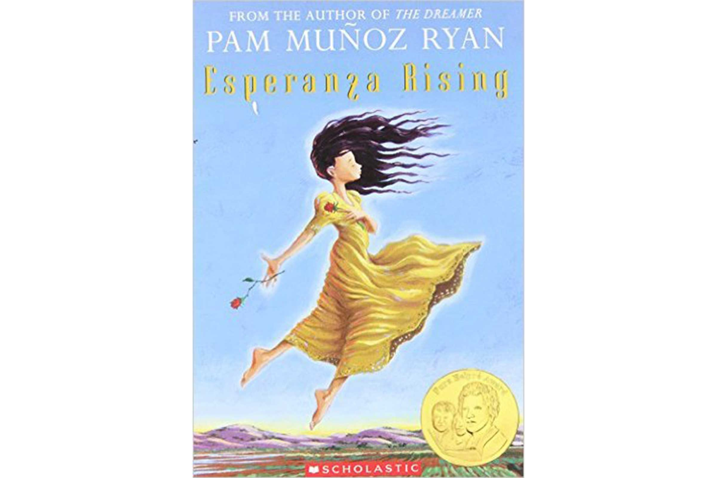 'Esperanza Rising' by Pam Munoz Ryan