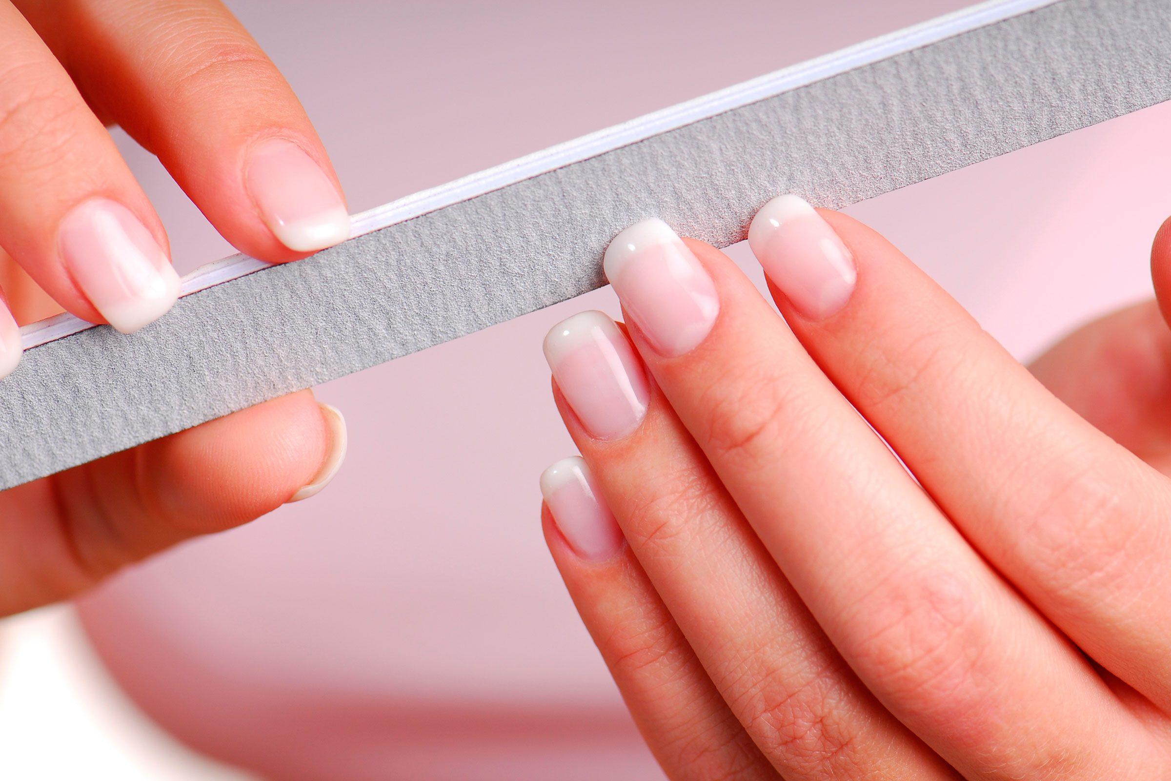 Buff and shine nail file