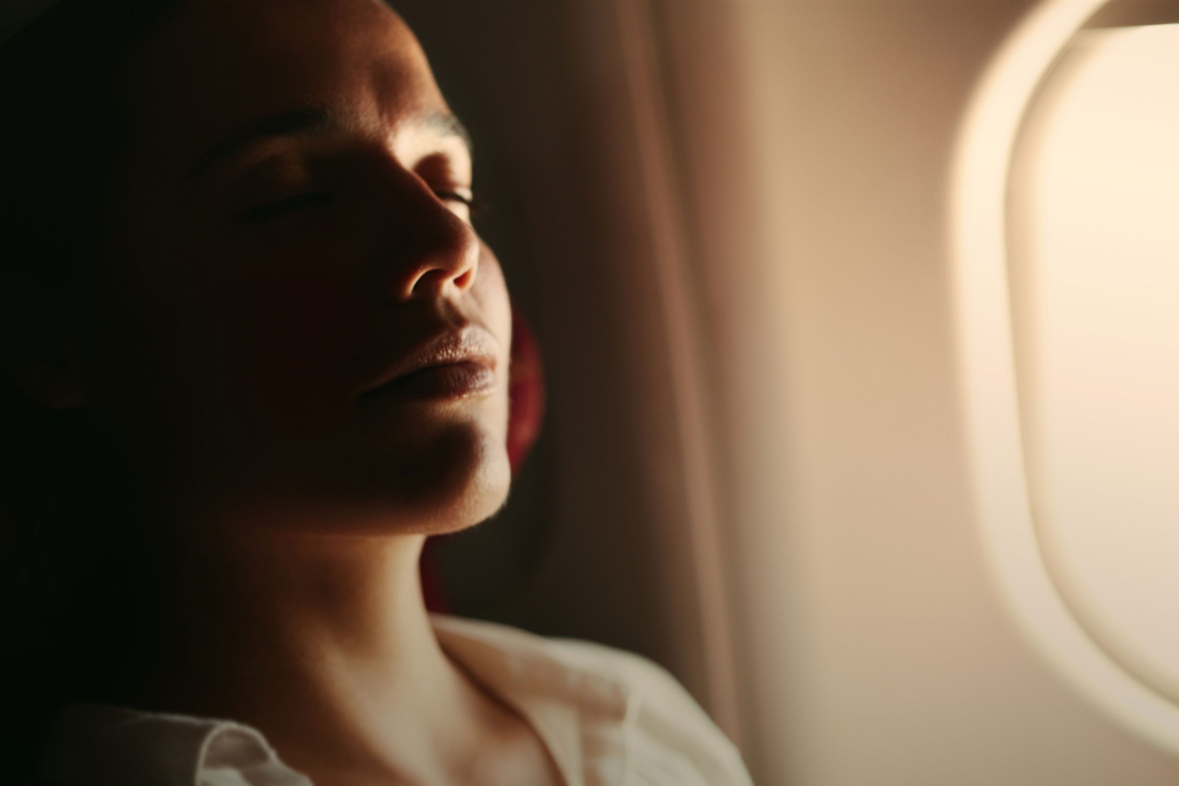 How To Sleep Well On An Airplane Reader's Digest