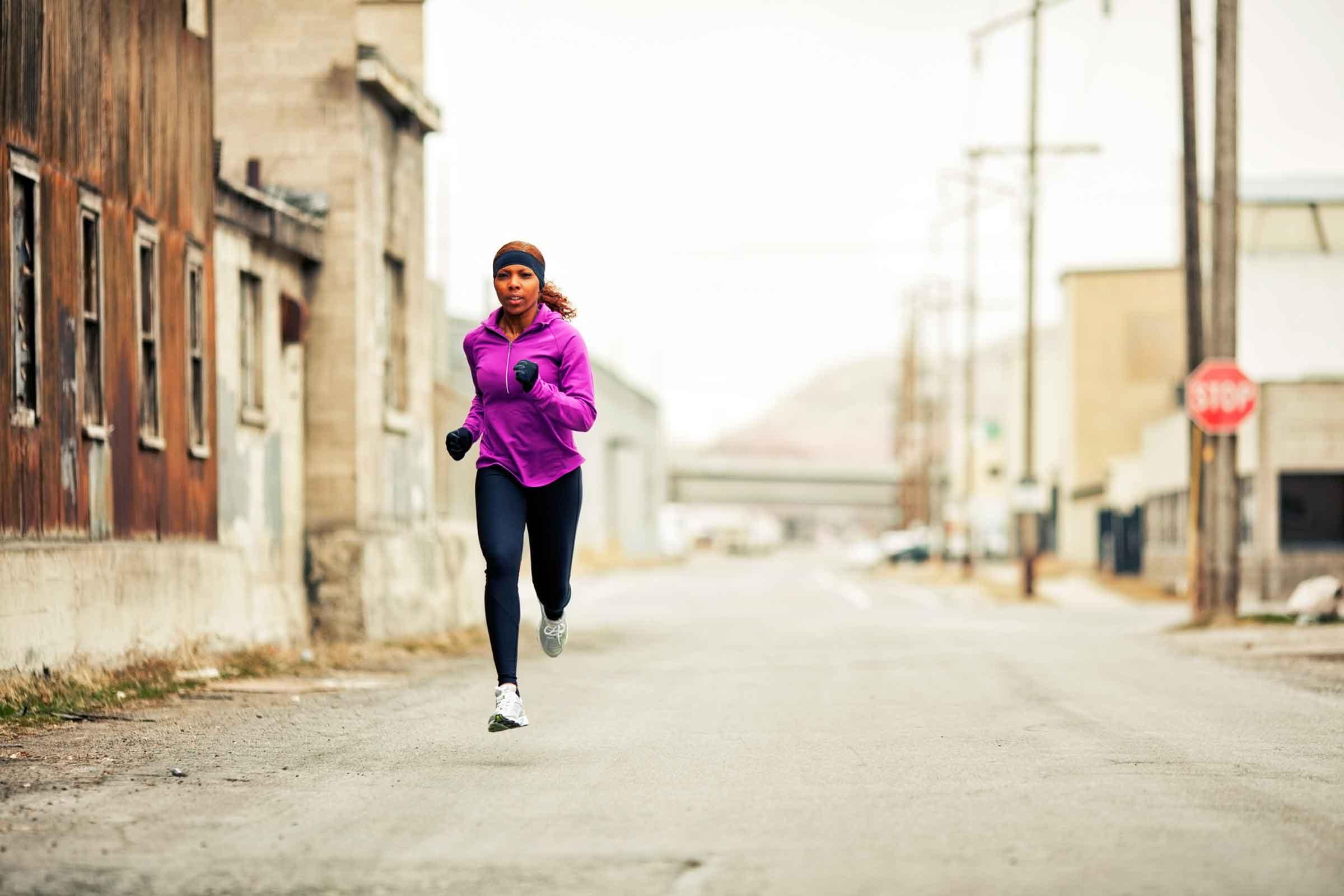 Make a fitness goal
