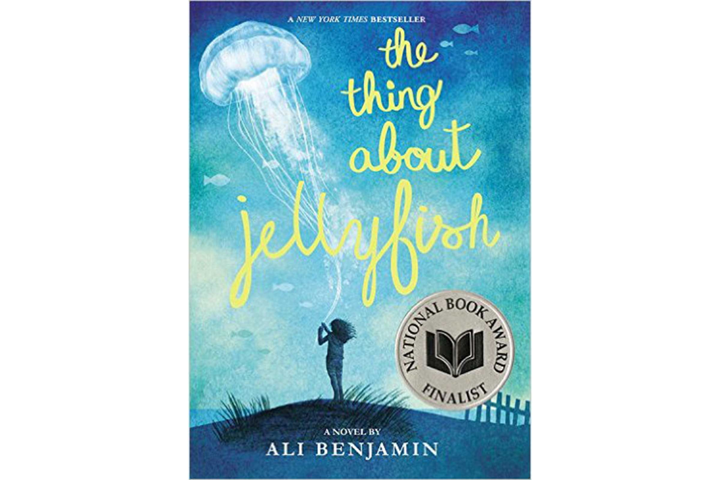 'The Thing About Jellyfish' by Ali Benjamin