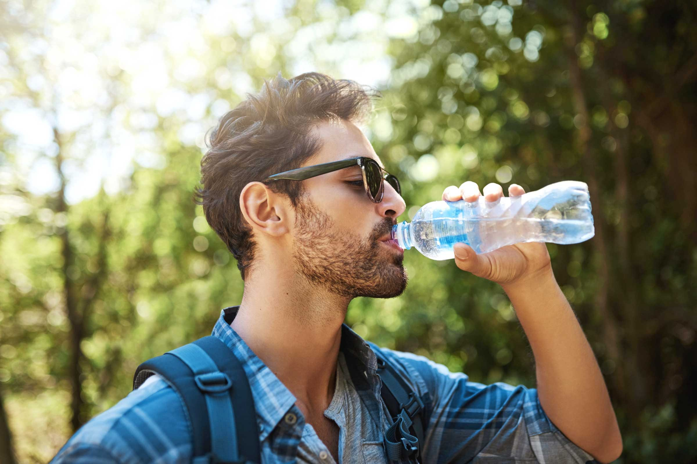 Drinking Water Makes You Lose Fat