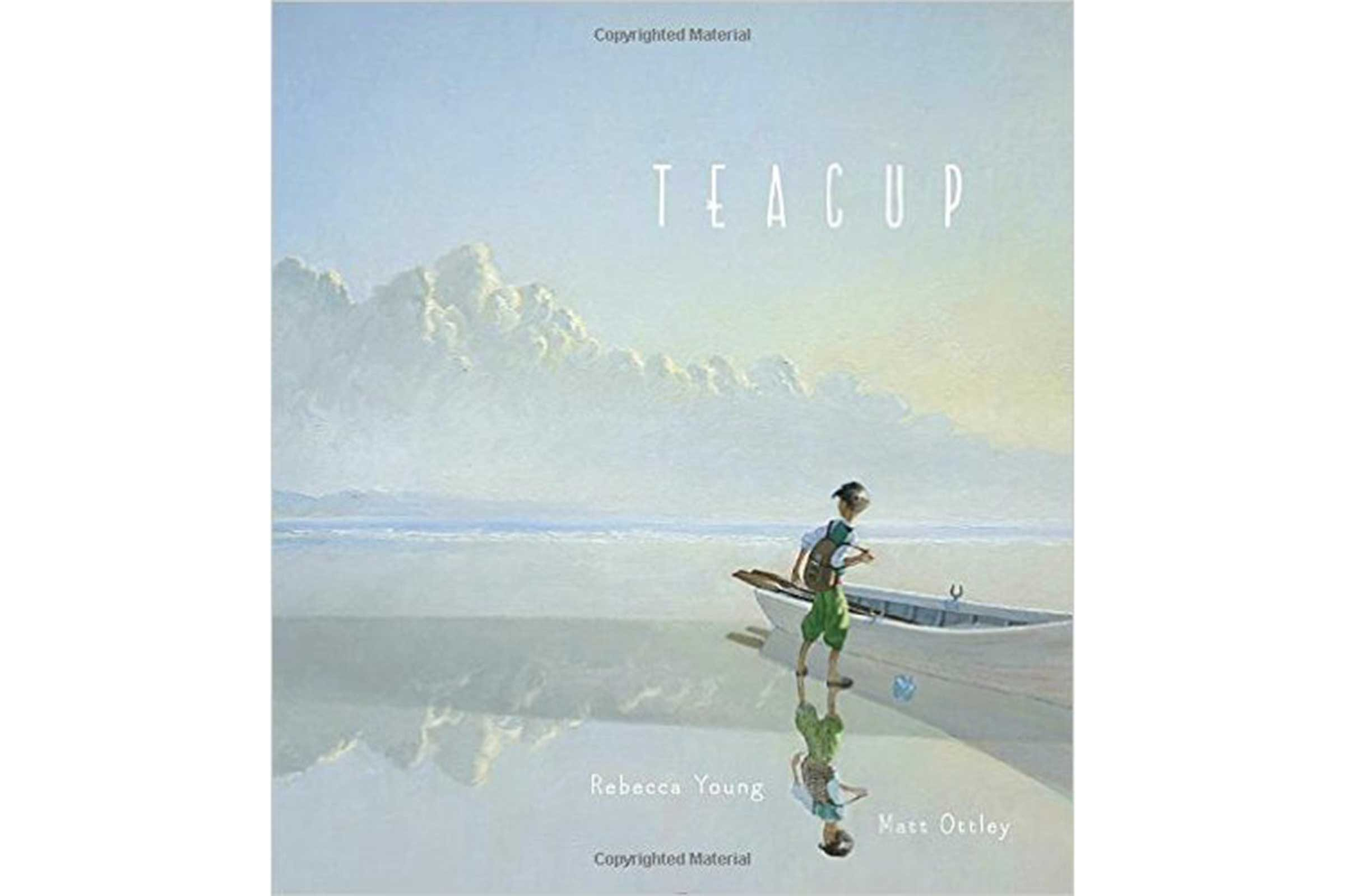 'Teacup' by Rebecca Young
