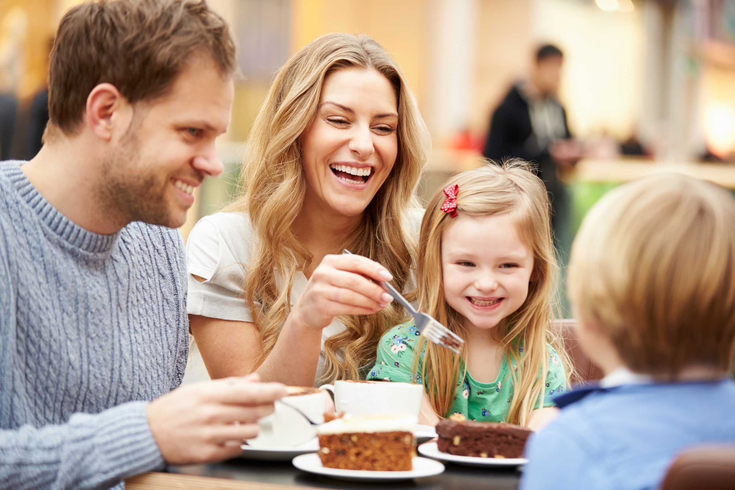The Family Meal: Why Eating Together Matters recommend