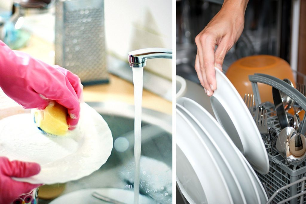 Dishwasher vs Hand Washing Dishes, Which is Better?