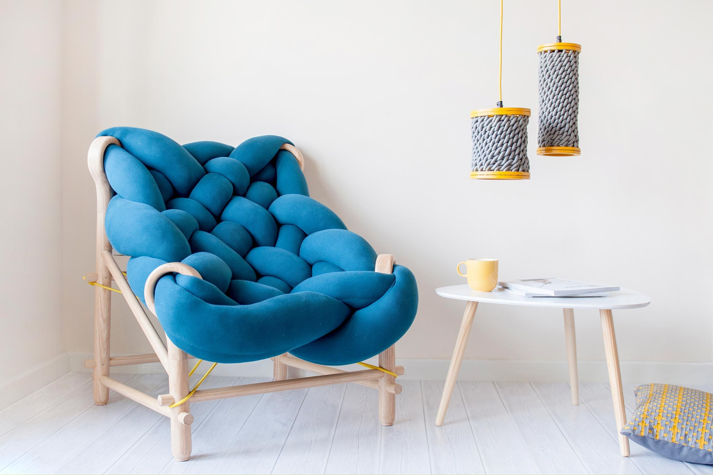 Cozy Reading Chair from Veegadesign