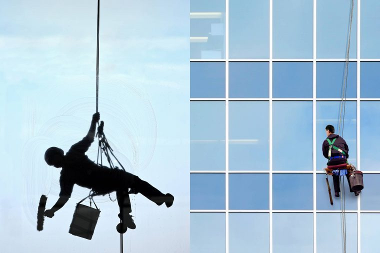 craziest things window washers have seen - Window Cleaner Job Description