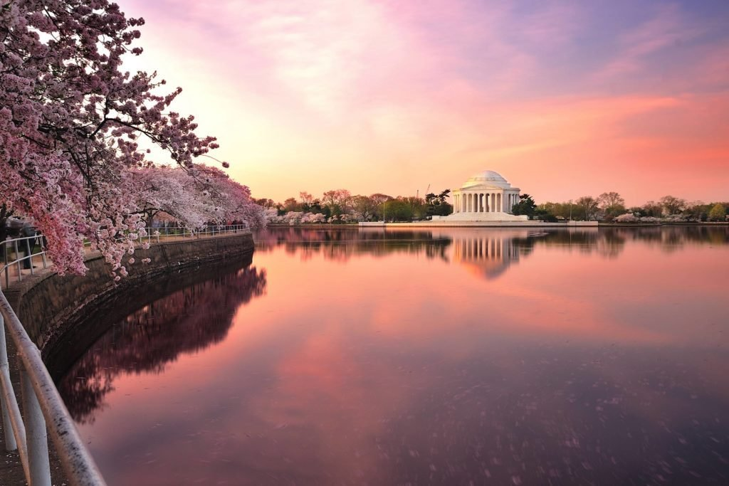 Spring Destinations Where To Go In The Spring Reader 39 S Digest