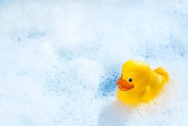 ... Best Part Of Bath Time Is Getting To Play With Your Favorite Rubber  Ducky. But For Parents, The Worst Part Is Worrying About The Mold That Bath  Toys ...