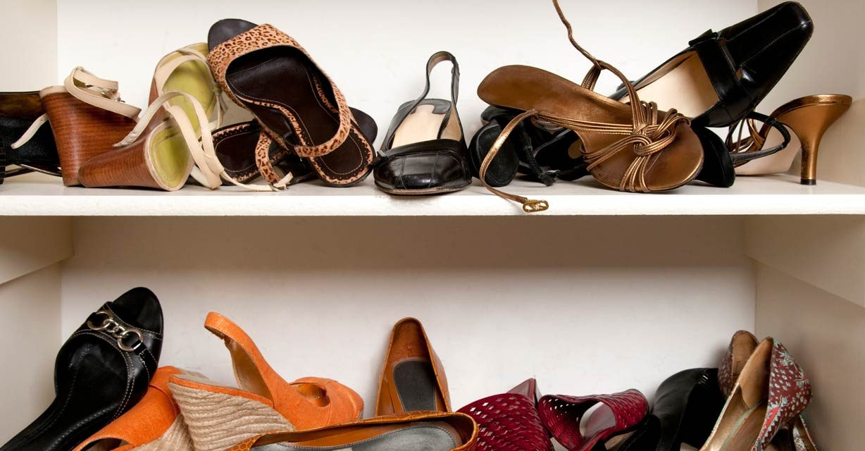 Tips to Keep Your Shoes Smelling Fresh