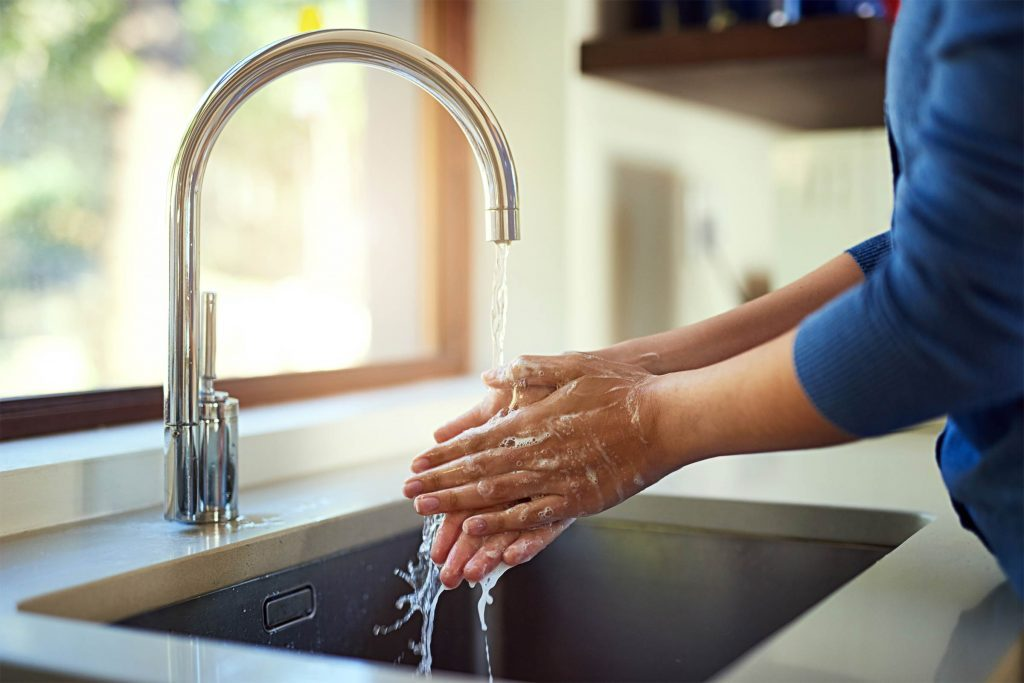 Should You Be Washing Your Hands With Dish Soap Reader S