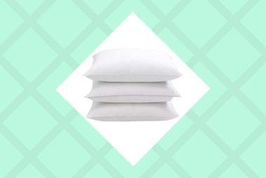 best classic down pillow