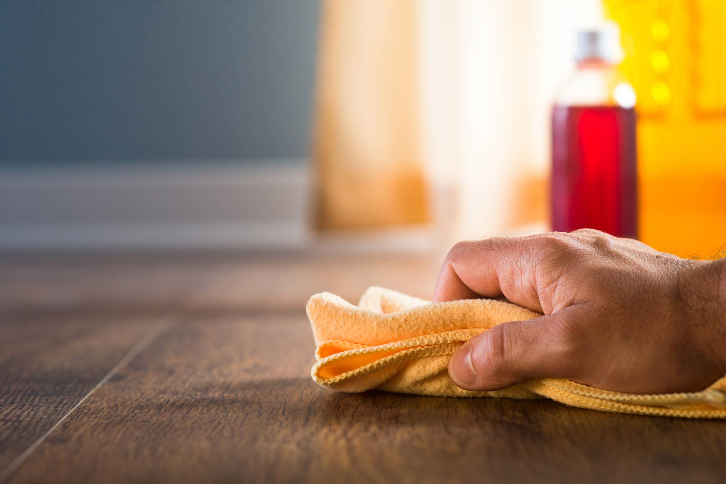 Règle du télétravail: Ne faites pas le ménage