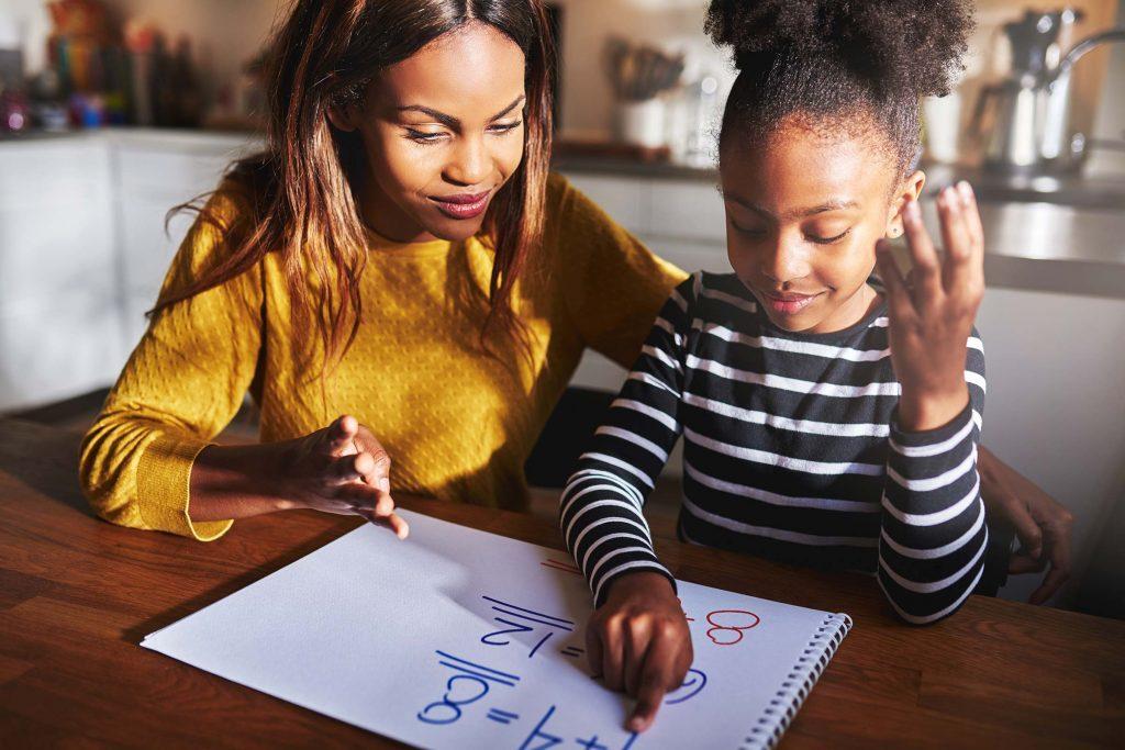 How does homework help parents