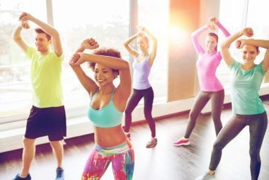 Syda Productionsinspired By Bollywood Music And Top 40 Tracks Ay Jam Offers A Total Body Dance Workout That Incorporates Both Cardio Muscle