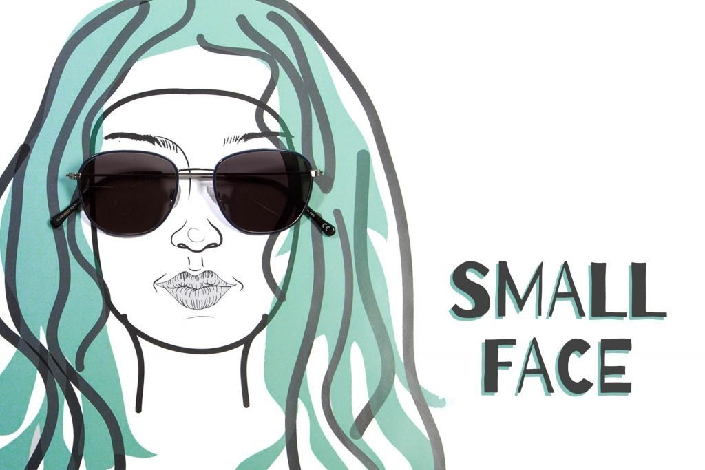 Best Glasses Frame For Small Face : The Best Sunglasses For Your Face Shape Readers Digest