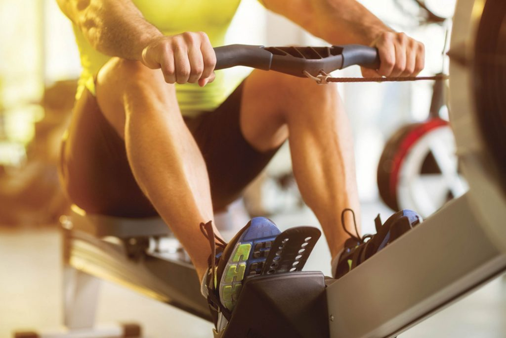 cardio machine that burns most calories
