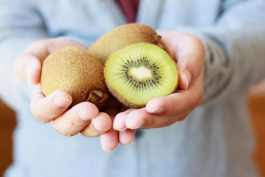 Kwangmoozaa ShutterstockOne Study Found An Improvement In Sleep When Participants Consumed Two Kiwis Hour Before Bed Though Its Unclear Why They