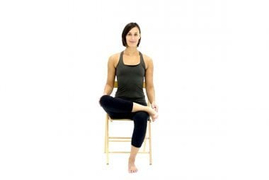got arthritis these chair yoga moves are proven to help