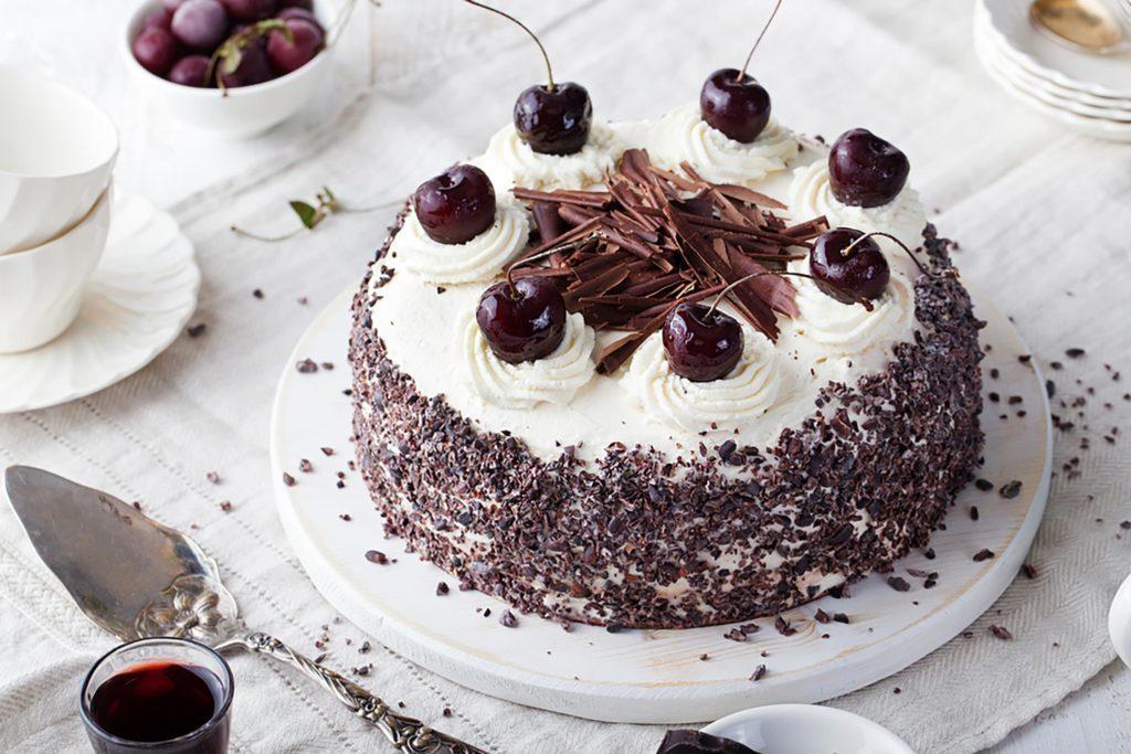 Black Forest Mousse Cake Recipe Diabetic