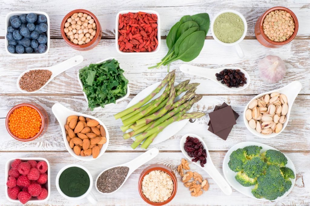 anxiety foods stress diet reducing calm mood ease eat healthy avoid worse countering vegetables nutritional strategies boosting superfoods shutterstock health