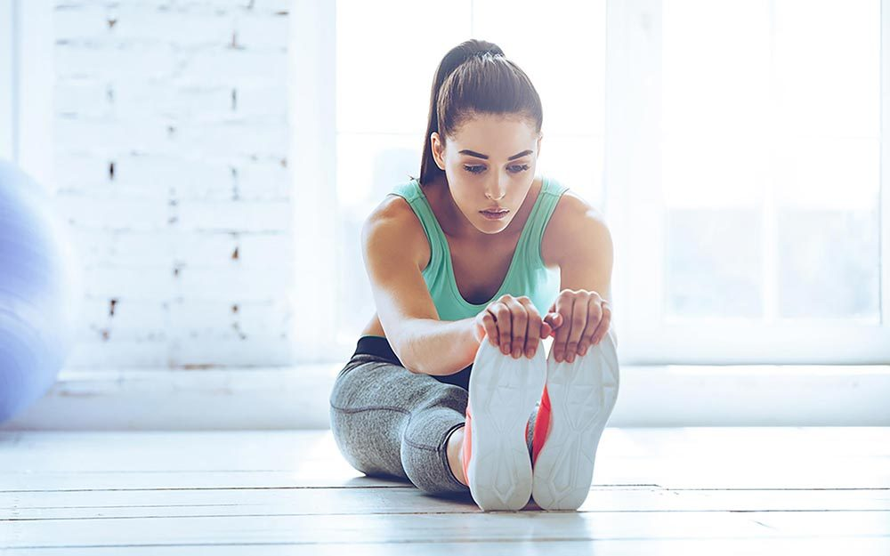 Exercise While Watching TV with These Moves   Reader's Digest