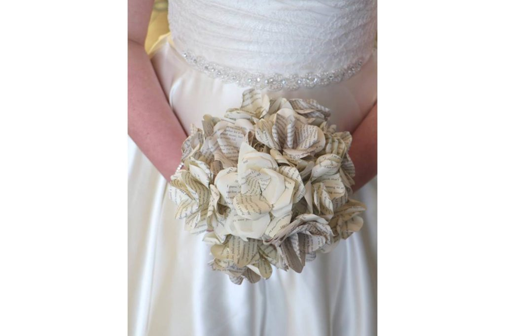 08-book-Wedding-Bouquets-that-Don't-Need-Flowers-to-Be-Gorgeous