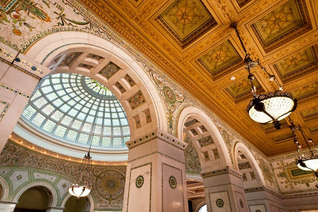 13_Chicago-Cultural-Center-interior_photo-cred_Nick-Ulivieri